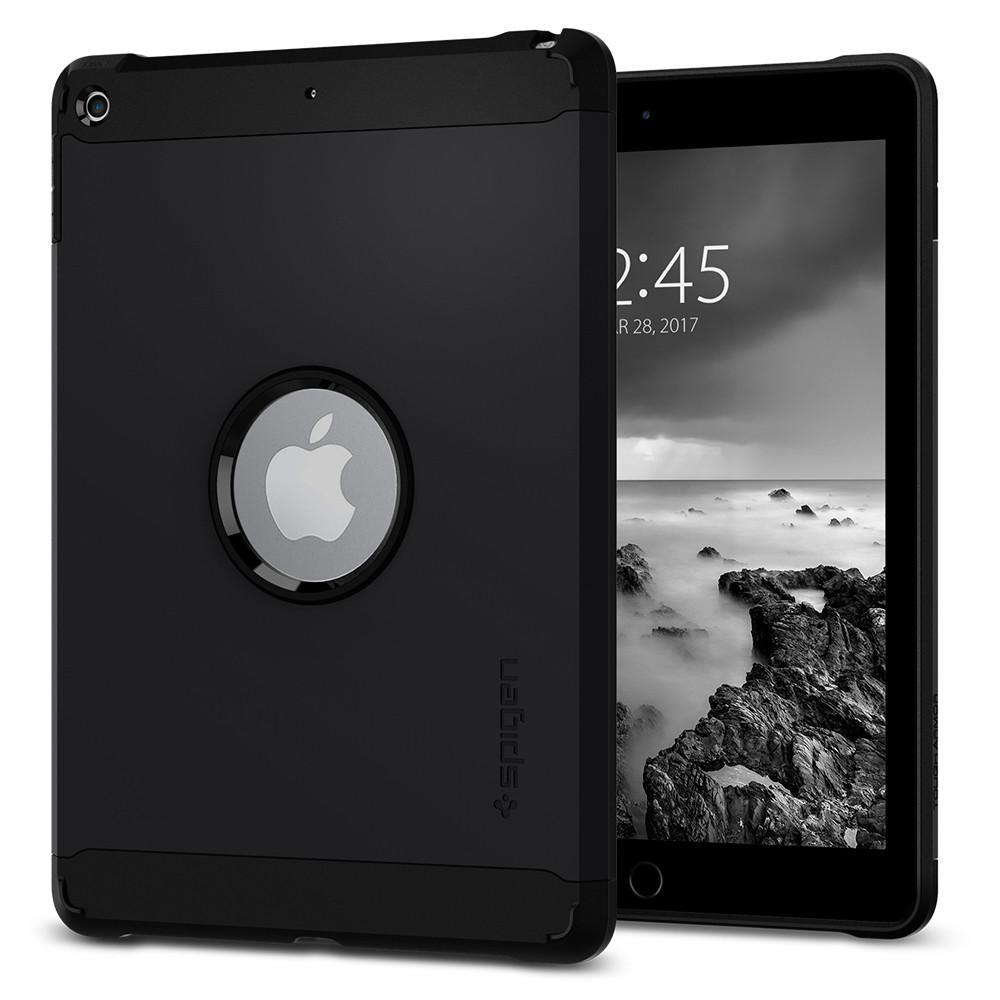 Pouzdro / kryt pro iPad 2017 - Spigen, Tough Armor Black
