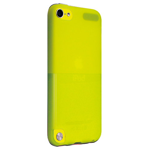 Pouzdro / kryt pro Apple iPod touch 5 - Ozaki, O!coat Wardrobe Yellow