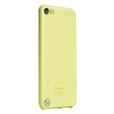 Pouzdro / kryt pro Apple iPod touch 5 - Ozaki, O!coat Solid Yellow