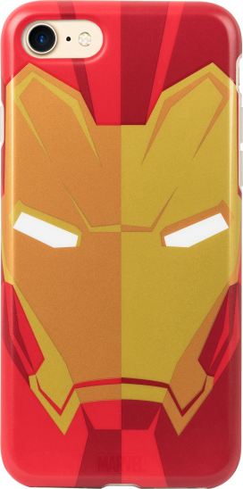 Pouzdro / kryt pro Apple iPhone 7 / 6s / 6 - Tribe, Marvel Iron Man