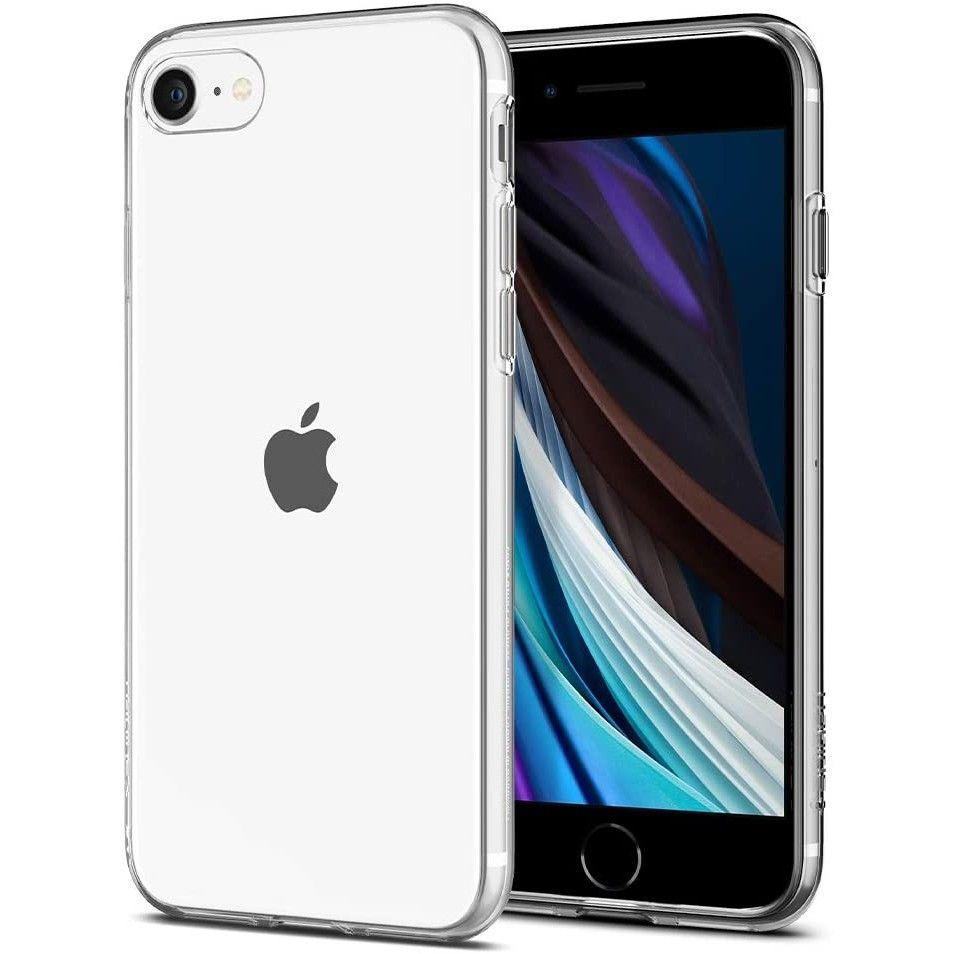 Ochranný kryt pro iPhone 7 / 8 - Spigen, Liquid Crystal Clear