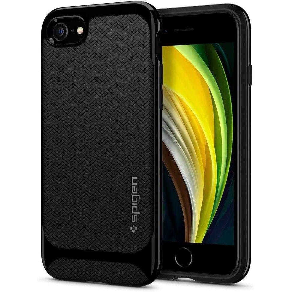 Ochranný kryt pro iPhone 7 / 8 - Spigen, Neo Hybrid Herringbone Black