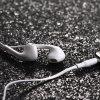 Sluchátka pro iPhone a iPad - HOCO, M39 Rhyme White
