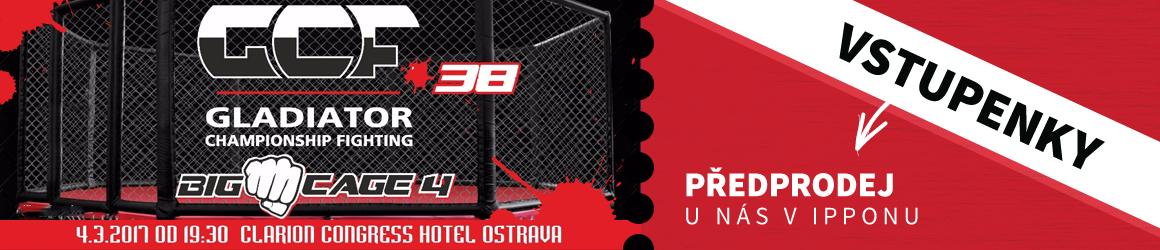 Big Cage - GCF 38