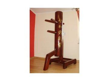 Čínský dřevěný panák Dummy WM-01