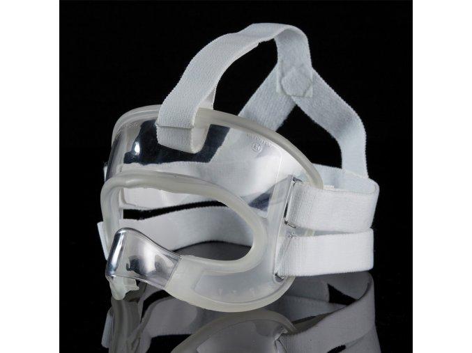 Face Maska Karate WKF (Velikost L, Barva ČIRÁ)