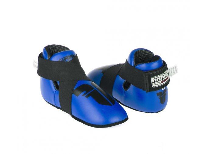 Chrániče nohou Fighter Strap modrá