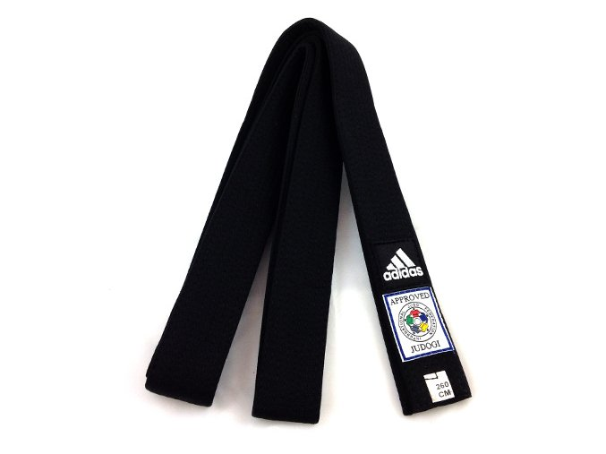 Pásek Adidas Elite Approved (Velikost 260, Barva ČERNÁ)