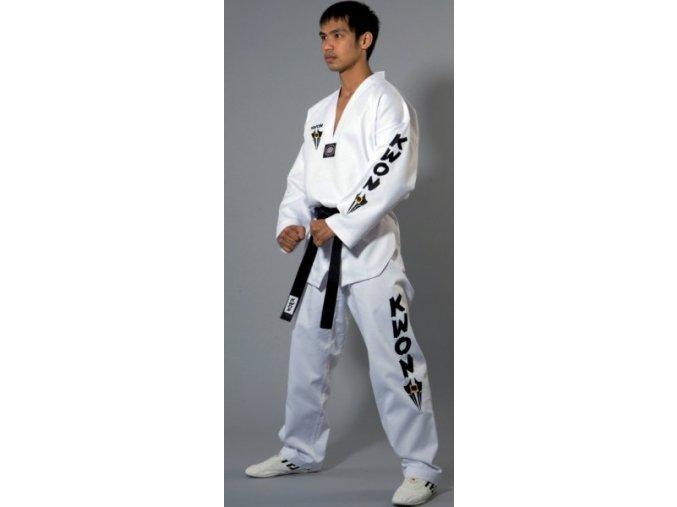 Kwon Dobok Starfighter (Barva Bílá, Velikost 120)