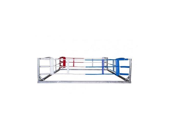 Tréninkový volně stojící boxerský ring (Délka 5 x 5 M)