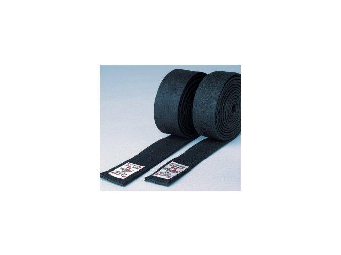 Pásek Danrho Obi Černý (Velikost 240, Barva ČERNÁ)
