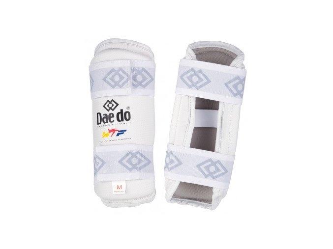 Chránič předloktí Daedo (Barva Bílá, Velikost XL)