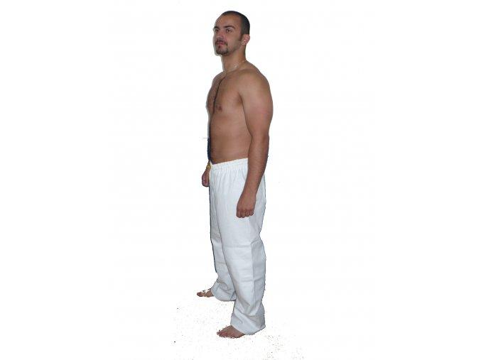 Ippon kalhoty Judo White (Barva Bílá, Velikost 120)