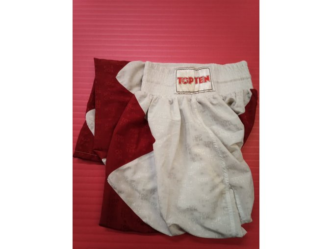 Top Ten kalhoty KICK BOX (Velikost XL)
