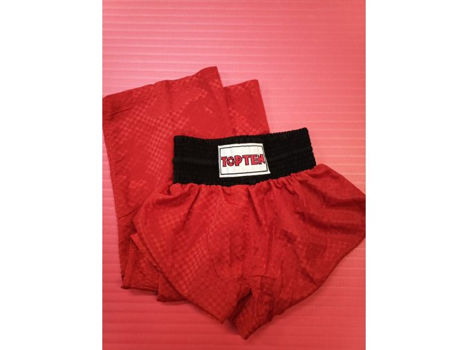 Top Ten kalhoty KICK BOX III (Velikost S)