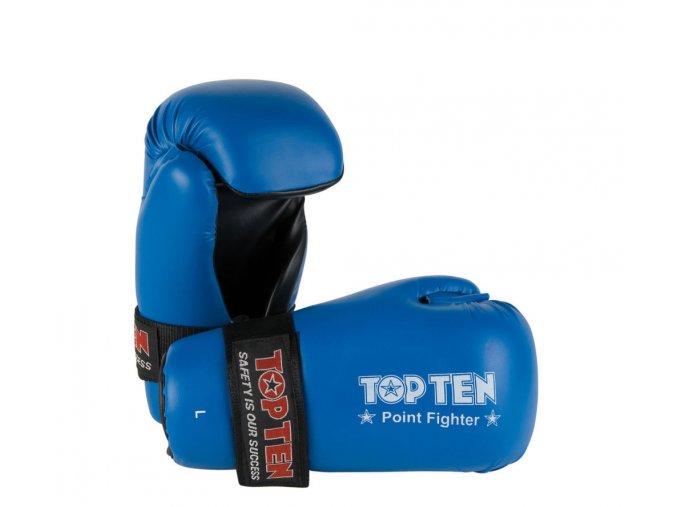 Otevřené rukavice Top Ten Point Fighter