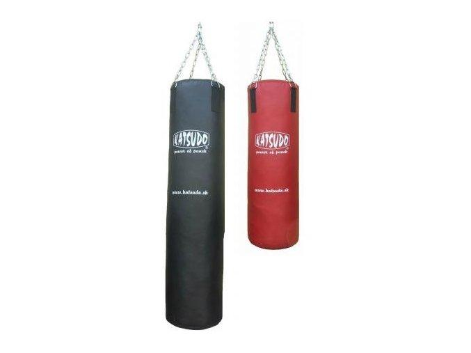 Boxovací pytel Katsudo 150cm (Velikost 150, Barva ČERVENÁ)