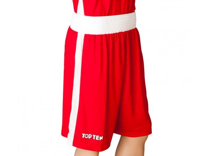 Boxerské trenky Top Ten Red