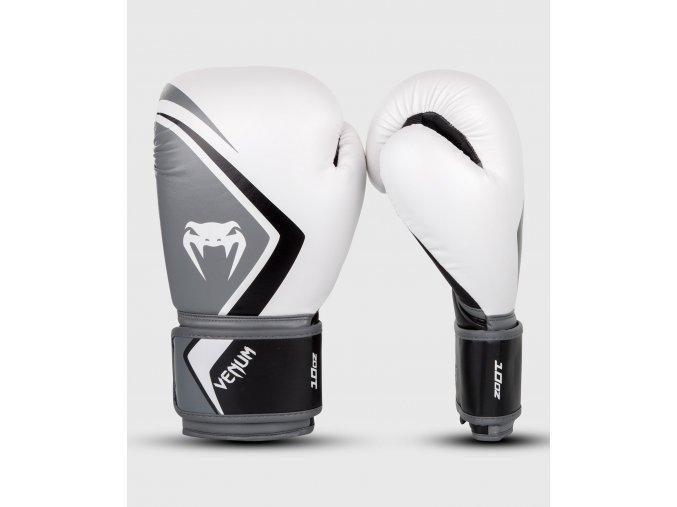 Boxerské rukavice Venum Contender grey