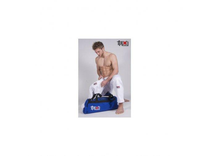 Sportovní taška IPPON GEAR Judo Gi (Barva Modrá, Velikost M)