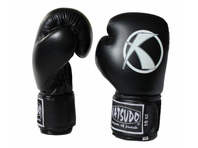 170822 box rukavice katsudo punch cierno biele