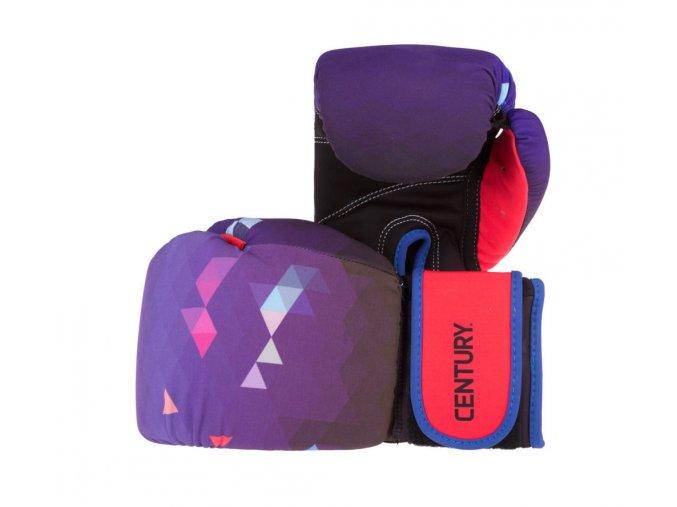 Boxerské rukavice Century Strive omyvatelné Geocolor (Velikost 10oz, Barva MIX)