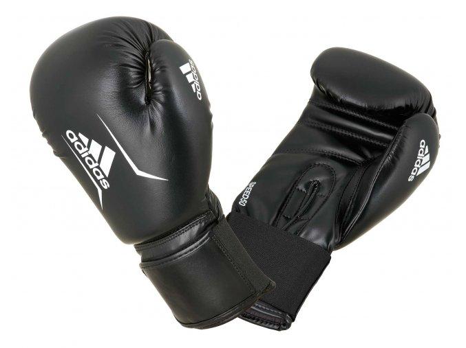 Boxerské rukavice Adidas Speed 50 Černá