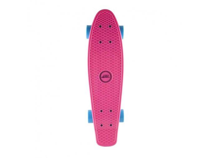 PennyBoard NILS EXTREME růžový