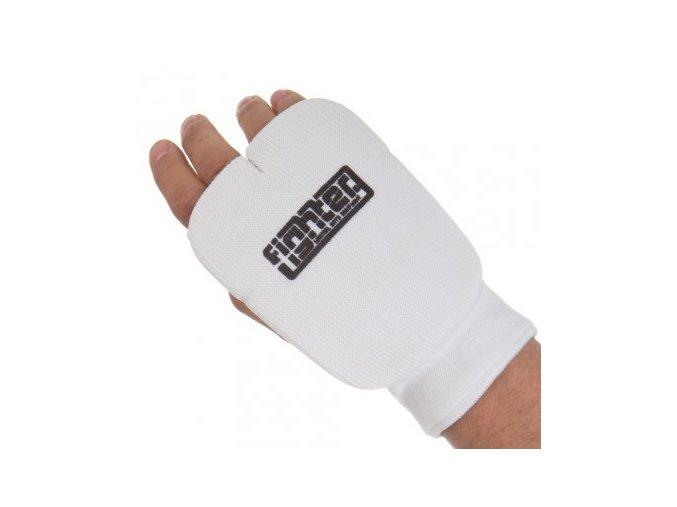 Chránič rukou Fighter (Barva Bílá, Velikost XL)