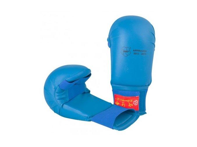 Hayashi Karate chrániče WKF - Tsuki Modrá (Barva Modrá, Velikost XL)