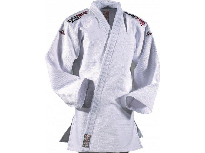 Danrho kimono Judo Classic (Barva Bílá, Velikost 140)