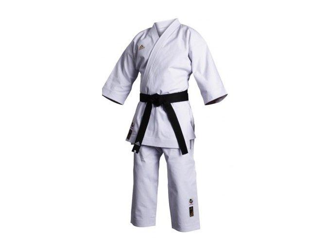 Adidas kimono Karate Champion (Barva Bílá, Velikost 160)