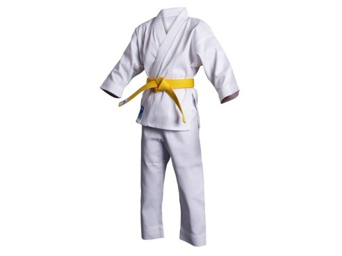 Adidas kimono Karate Club (Barva Bílá, Velikost 140)