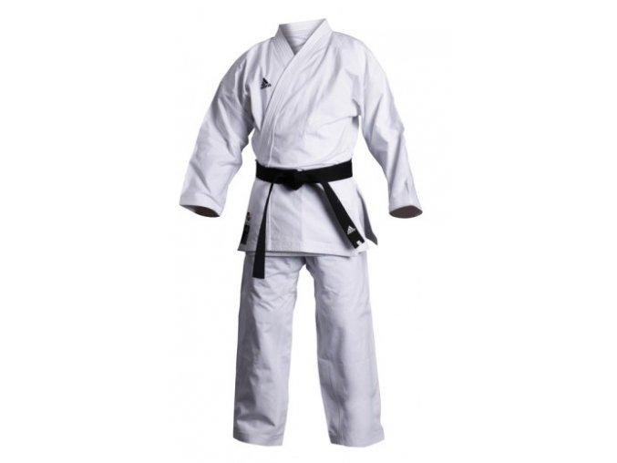 Adidas kimono Karate Elite (Barva Bílá, Velikost 160)
