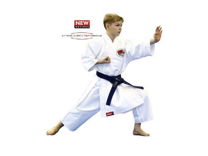Kaze kimono Karate Premium 11oz (Barva Bílá, Velikost 120)