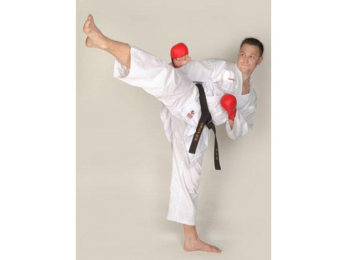Kaze kimono Karate SPEED HT4 7 OZ APPROVED WKF (Barva Bílá, Velikost 130)