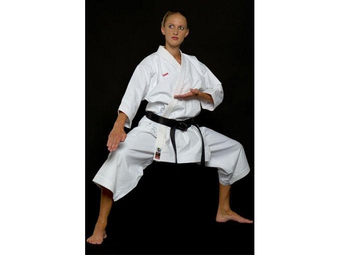Kaze kimono Karate Surikata (Barva Bílá, Velikost 120)