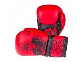 Top Ten boxerské rukavice MIXFIGHT Gorilla červená