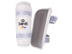 Chrániče holení Daedo (Barva Bílá, Velikost M)