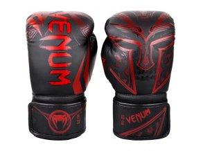 Boxerské rukavice Venum Gladiator 3.0 black red