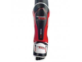 Chránič holení Professional Fighter Modern Red (Barva ČERNÁ, Velikost S)