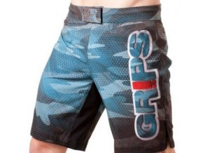 GRIPS MMA trenky Carbon Army (Velikost L)