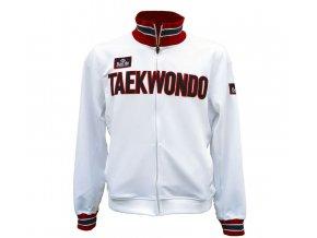 mikina daedo taekwondo slim white
