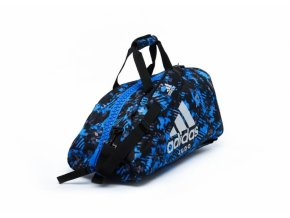 Sportovní taška adidas blue