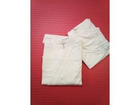 IPPON kimono judo hladké (Barva Bílá, Velikost 160)