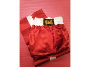 Hammer kalhoty KICKBOX Red (Velikost XL)