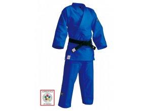 Mizuno kimono judo YUSHO III IJF Blue