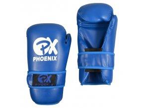otevřené rukavice Phoenix blue
