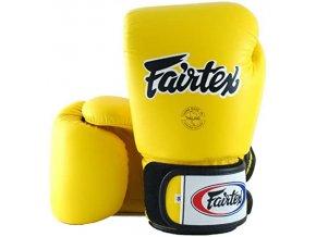 boxerske rukavice faiertex yellow