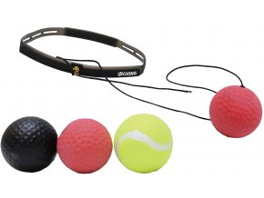 100 RBS Quick Reflex Fightball Set 1